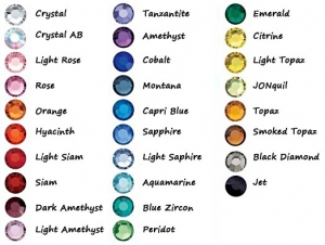 Rhinestone-Color-Chart