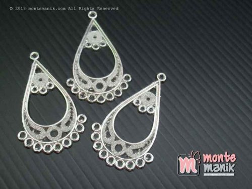 Ornamen Plat Anting-012 (OAB-012)