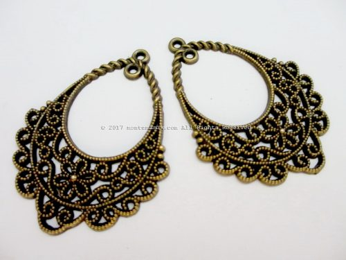 Ornamen Plat Anting-016 (OAB-016)