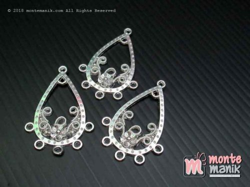 Ornamen Plat Anting-017 (OAB-017)