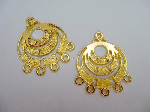 Ornamen Plat Anting-023 (OAB-023)