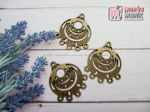 Ornamen Plat Anting-04 (OAB-04)