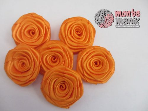 Bunga-Mawar-Satin-Orange