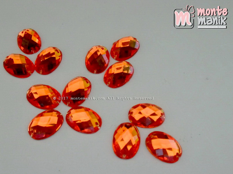 Diamond (imitasi) Blink Oval (DMD-01)