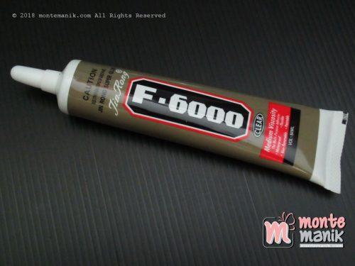Lem F-6000 Kemasan 50 ml