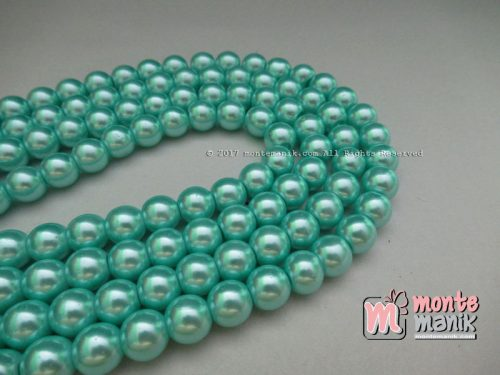 Mutiara Sintetis 8 mm Soft Blue ( MTA-09)