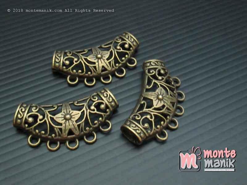 Pembatas Hias Ukir Bronze (SPACER-015)