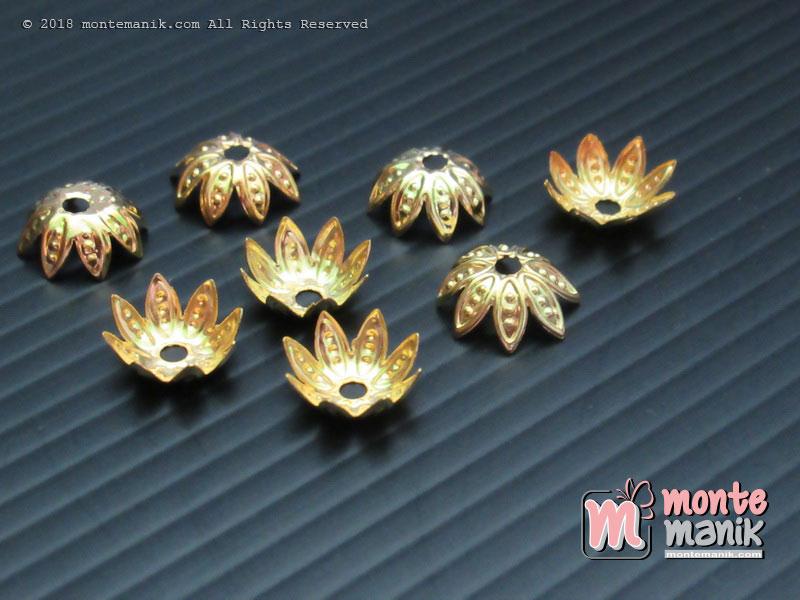 Cangkang Bunga Matahari Gold (CKB-018)