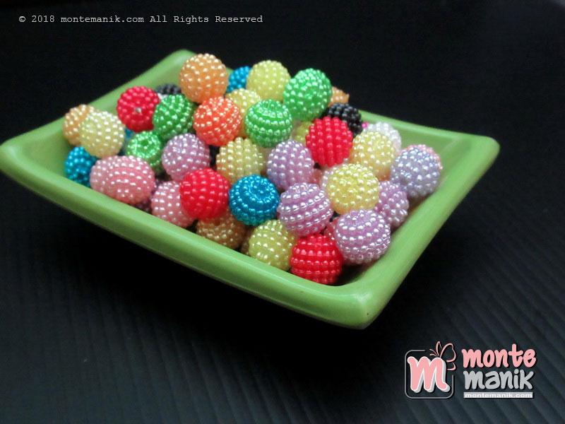 Mutiara Berry Glossy Warna 10 mm (MTN-06)