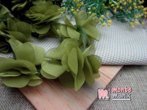 aplikasi-bunga-frill-hijau-lumut