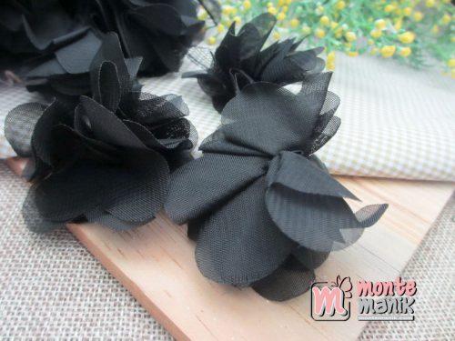 aplikasi-bunga-frill-hitam