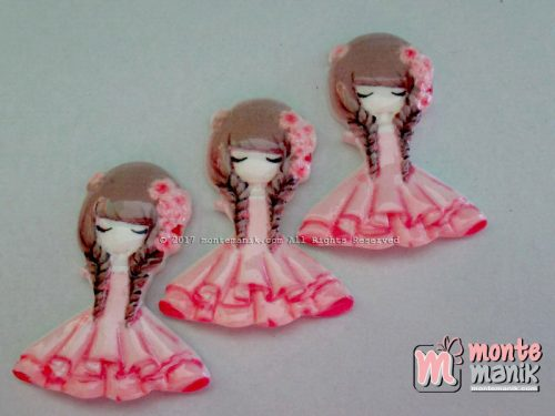 Resin Princes Anabela (RLC-023)
