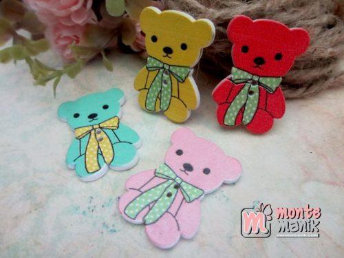 kancing-kayu-teddy-bear