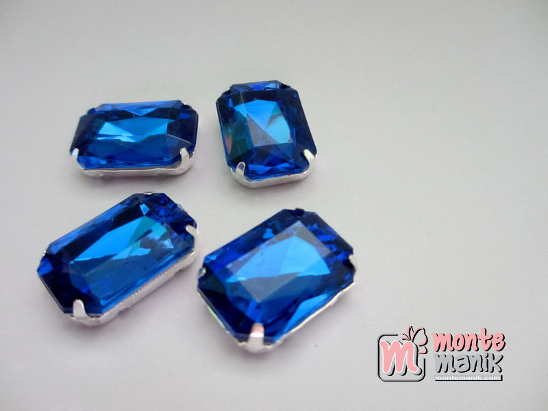 Aplikasi Diamond Persegi Royal Blue (DMD-036)