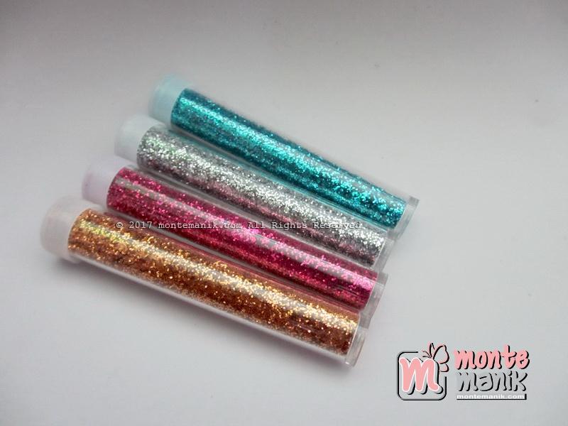 Glitter 4 Warna per set (BKL-038)
