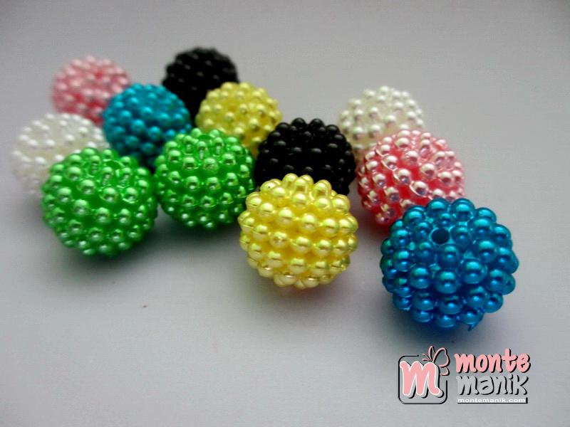 Mutiara Berry Glossy 12 mm (MTN-016)