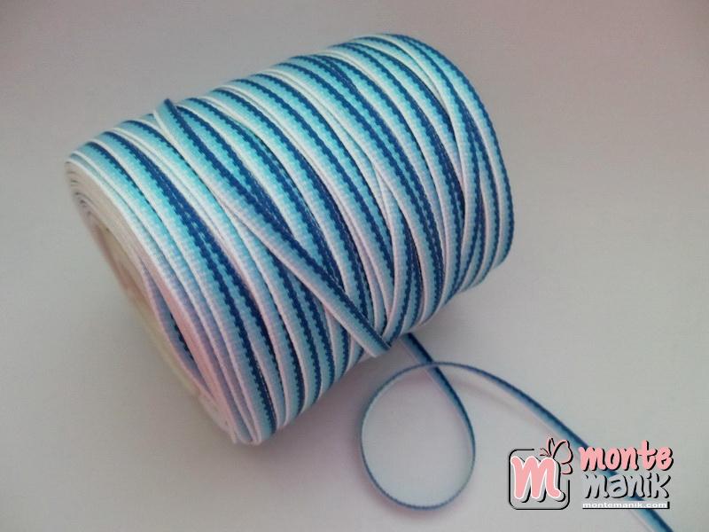 Pita Variasi Gradasi Biru 0,3 cm (PITA-181)