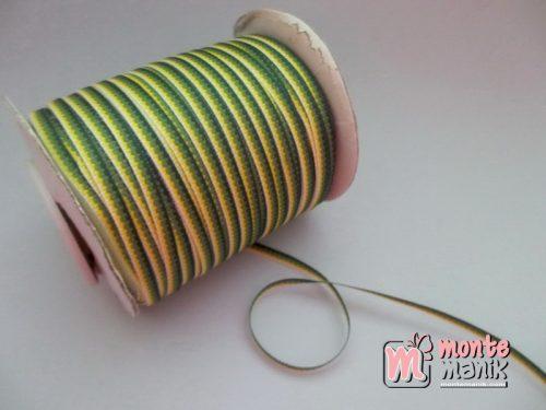 Pita Variasi Gradasi Hijau 1/8″ atau 0,3 cm (PITA-180)