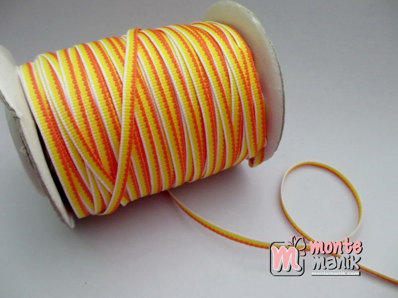 Pita Variasi Gradasi Kuning 0,3 cm (PITA-179)