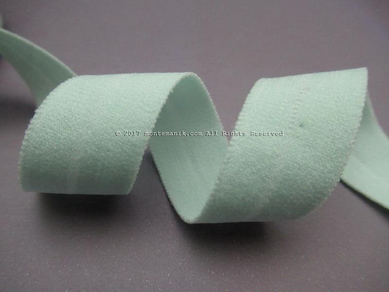Pita Elastis atau Foe Doff Soft Aqua 1,6 cm (FOE-09)