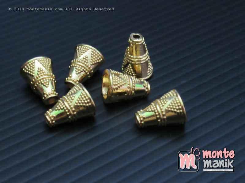 Cangkang Bunga Corong Gold (CKB-020)