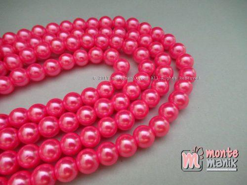 Mutiara Sintetis 8 mm Pink (MTA-016)