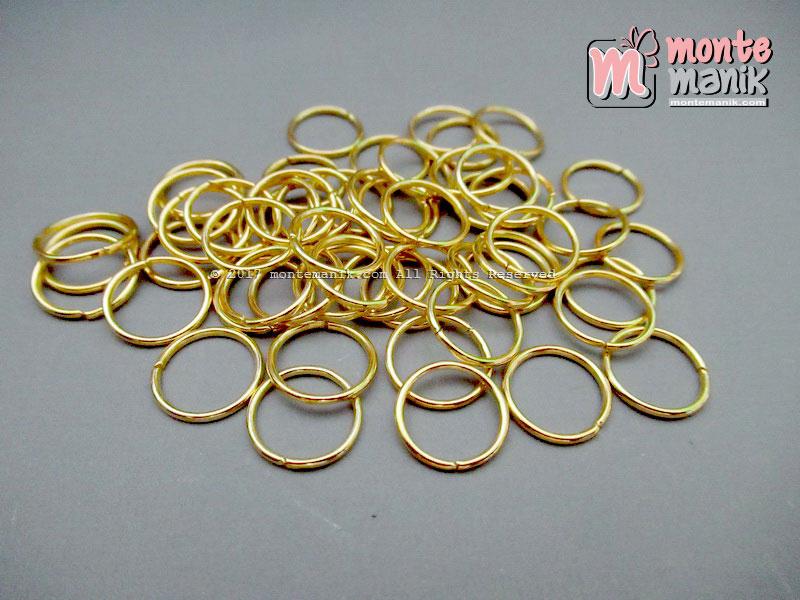Ring Gold 10 mm atau 1 cm (RING-05)