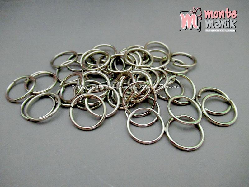 Ring Nikel 12 mm atau 1,2 cm (RING-06)