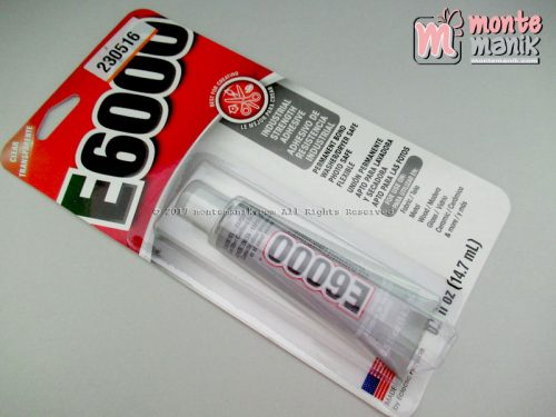 Lem E-6000 Original USA Industrial Craft 14,7 ml