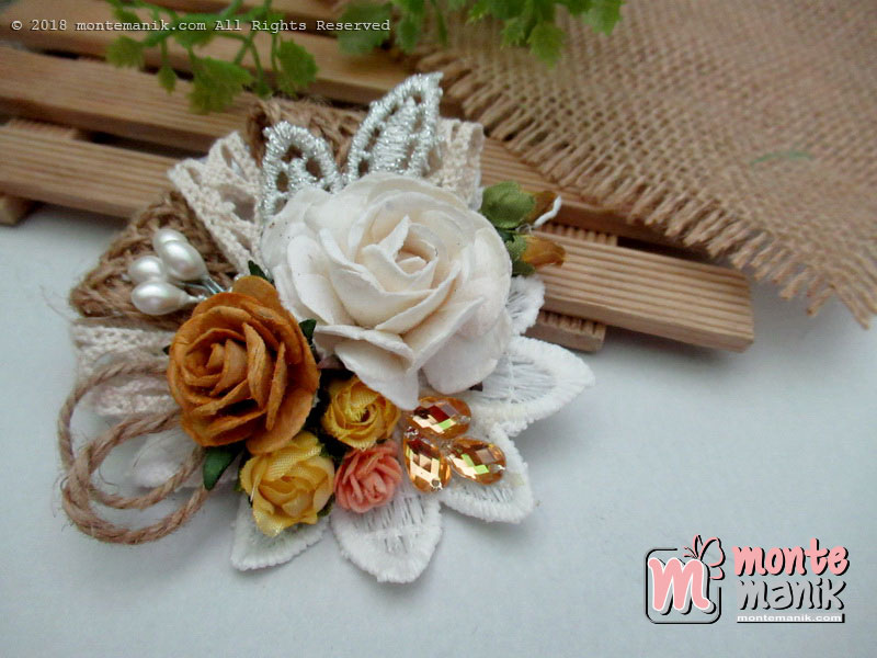 Beauty Morning Brooch (PDL-034)