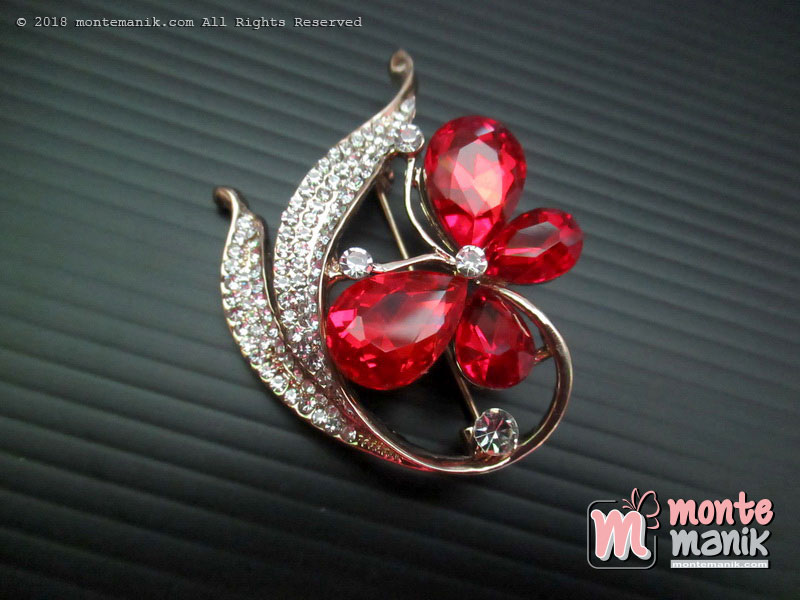 Brooch Pin Butterfly (PDL-039)