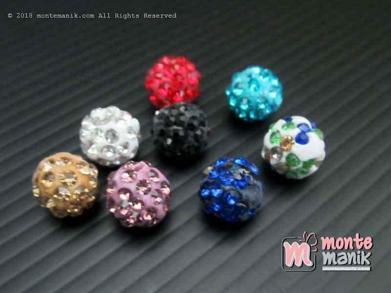 Bola Diamond Fancy 10 mm (DMD-054)