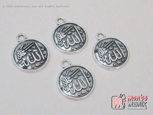 Charm Allah Nikel 14 mm (ALA-033)