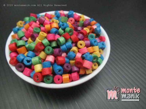 Manik Kayu Batang 6 mm (MKU-038)