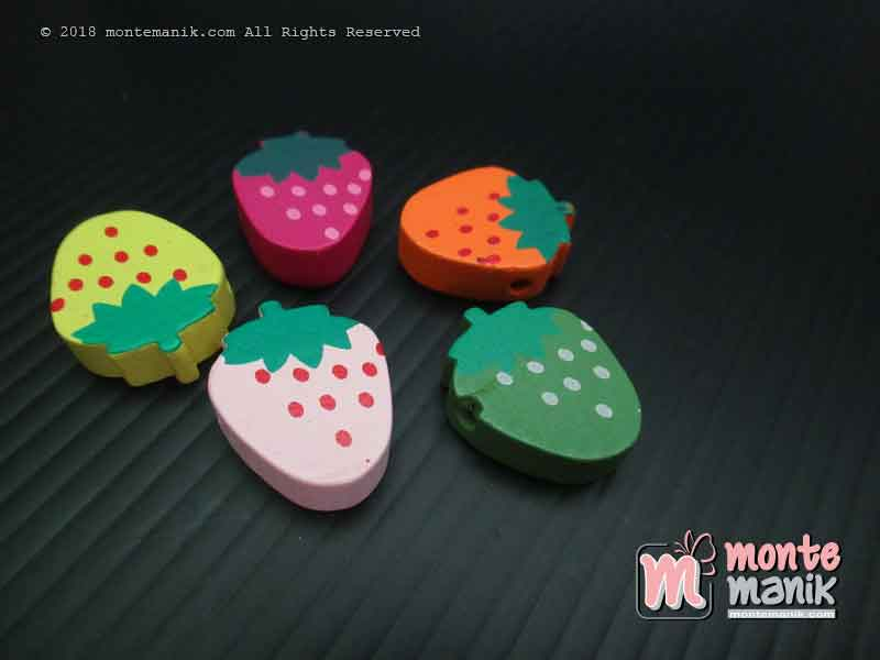 Manik Kayu Strawberry (MKU-035)
