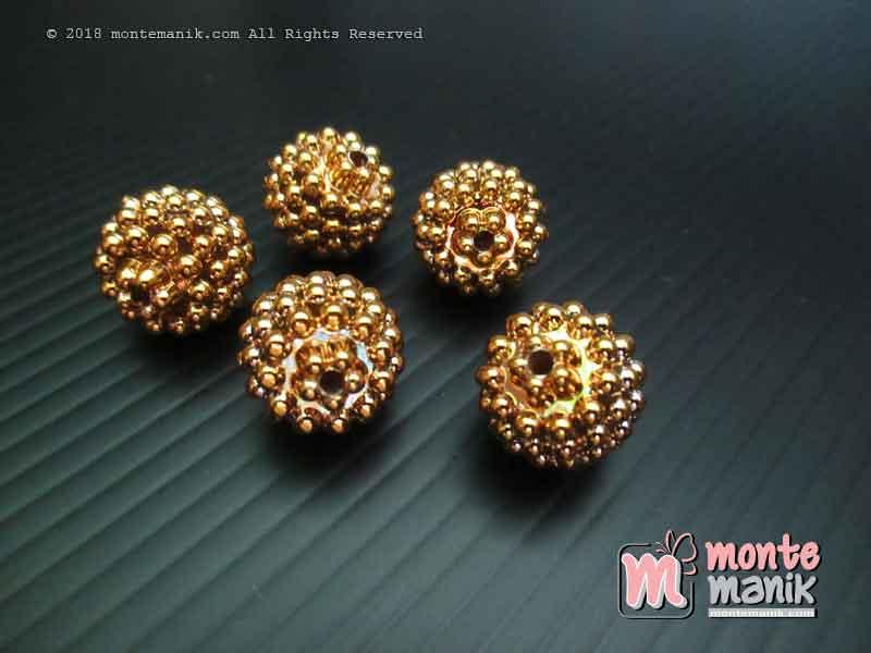 Mutiara Berry Gold 14 mm (MTN-017)