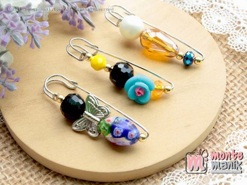 Daily Brooch Hijab Monte (PDL-089)