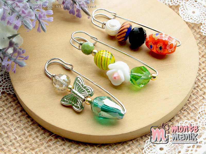 Daily Brooch Hijab Monte (PDL-096)