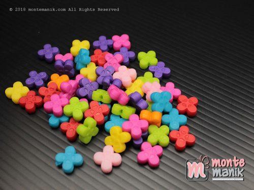 33 Pcs Manik Akrilik 10 mm (MPA-0158)