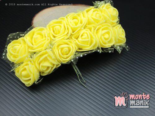 Aplikasi Bunga Spon Kuning (APA-02)