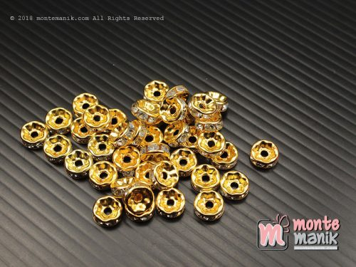 12 mm Roundel Emas 8 mm (SPACER-041)