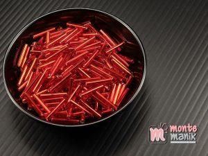 10 Gram Manik Pasir Buggle Jepang Matsuno 12 mm Merah EM19-037