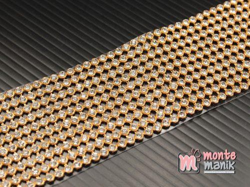 2 Baris Aplikasi Diamond Tikar Emas (DMD-068)