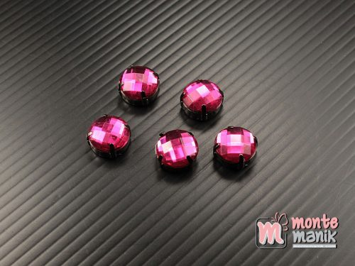 5 pcs Aplikasi Diamond Bundar Fanta 12 mm (DMD-069)