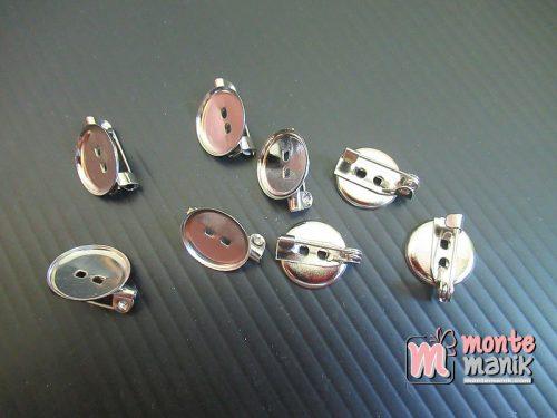 10 Buah Peniti Mangkok 1,2 cm (PNT-056)