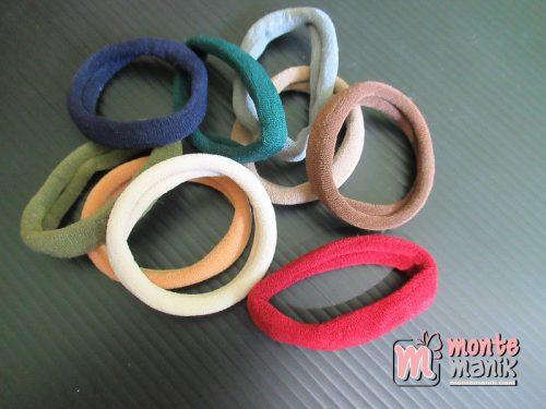 10 Buah Tali Rambut Kecil 4 cm (JPT-015)