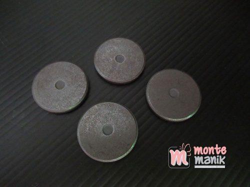 5 Buah Magnet Tempelan Kulkas 2,5 cm (BKL-061)