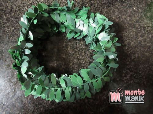 1 Roll Kawat Daun Flowers Crown (GS-01)