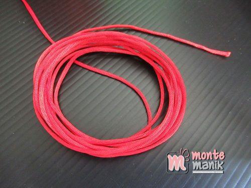 5 Meter Tali Cina Merah 2 mm (TLC-028)