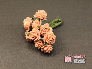 1 Ikat Bunga Mawar Kertas Salem 1 cm (APA-36)
